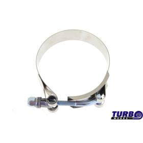 T csőbilincs TurboWorks 67-75mm T-Bilincs
